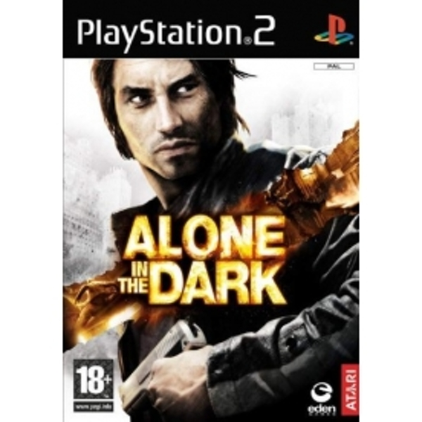 Alone In The Dark Game Ps2 Used Nzgameshop Com