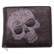 Abstract Skull Wallet