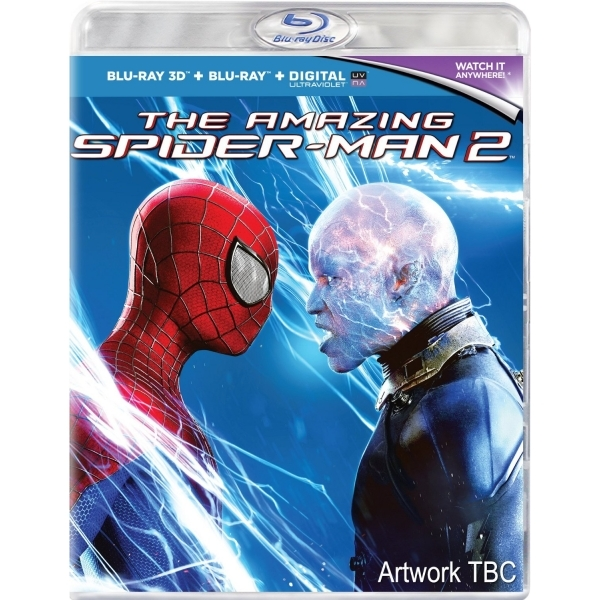 Amazing Spider-Man 2 3D Blu-ray & UV Copy - Image 3