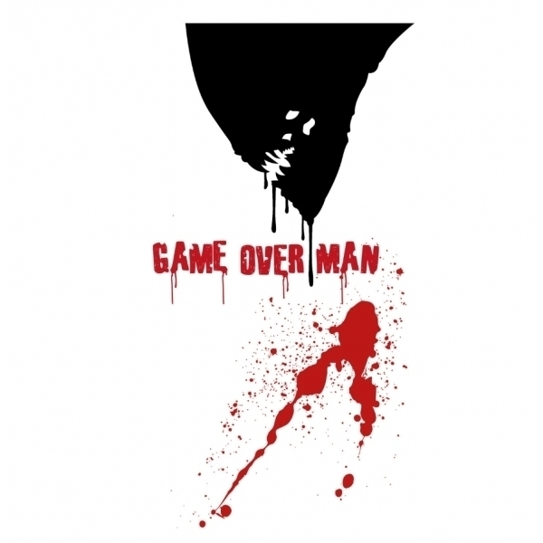 Alien Game Over White T-Shirt XX-Large ZT - Image 3