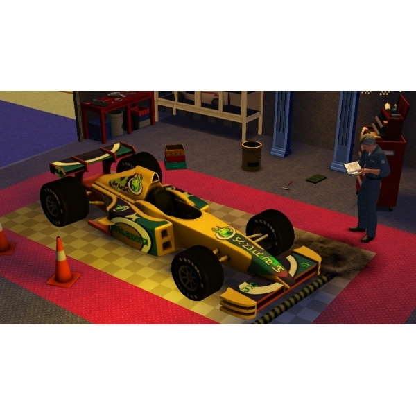 The Sims 3 Fast Lane Stuff Expansion Pack Game PC - Image 2
