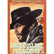Some Dollars For Django DVD