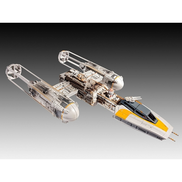 Y-Wing (Rogue One A Star Wars Story) Level 2 Revell 1:72 Model Kit - Image 3
