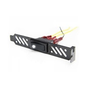 Monsoon PCI Bracket with White LED CCFL Switch