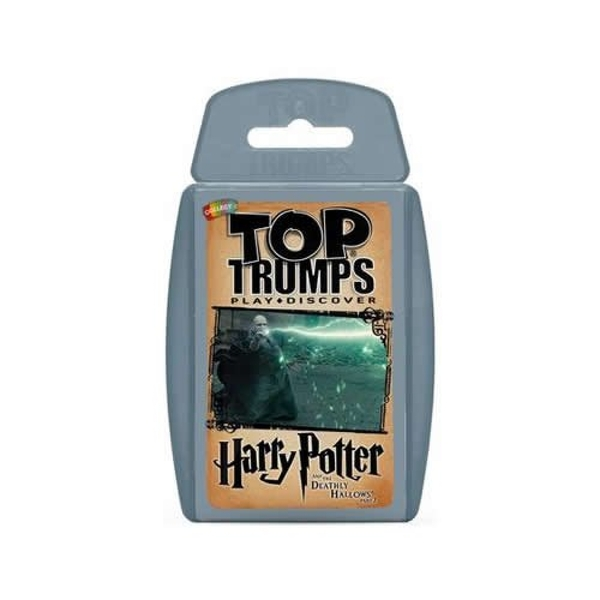Harry Potter And The Deathly Hallows 2 Top Trumps