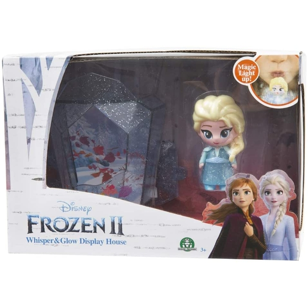 Frozen 2 - Whisper & Glow Display House Playset (Elsa)