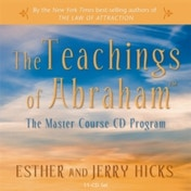 The Teachings Of Abraham: The Master Course CD Program by Jerry Hicks, Esther Hicks (CD-Audio, 2008)