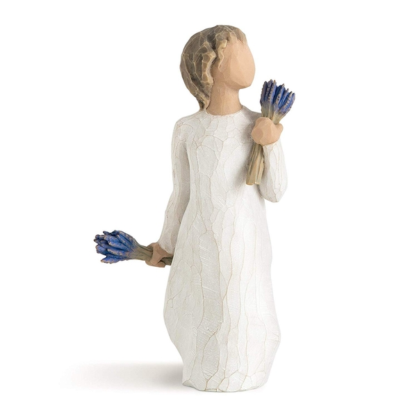 Lavender Grace (Willow Tree) Figurine