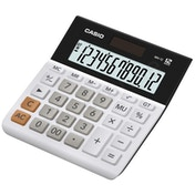 Casio MH12-WES Wide 12 Digit Calculator White