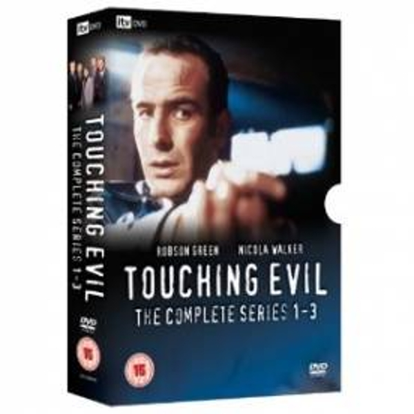 Touching Evil The Complete Series 1-3 DVD