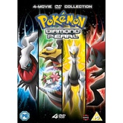 Pokemon Movie: Diamond & Pearl Collection DVD