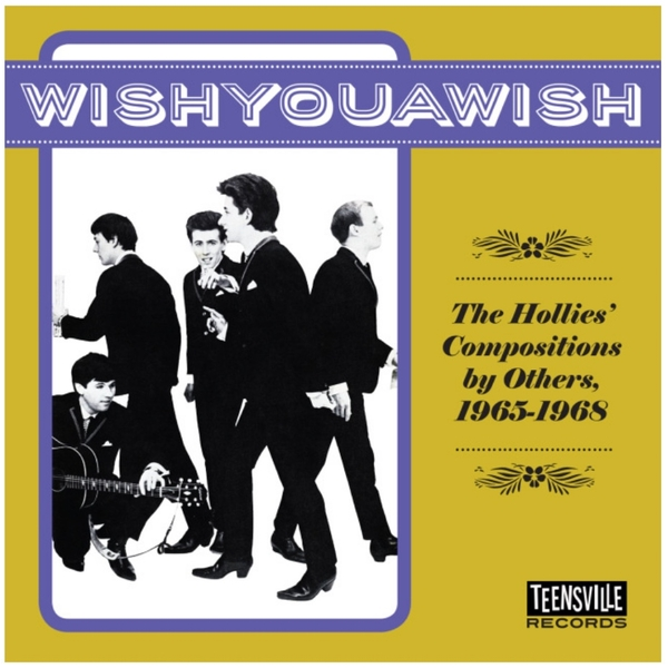 Various - WishYouAWish (The Hollies' Compositions By Others, 1965-1968) CD