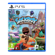 Sackboy A Big Adventure PS5 Game