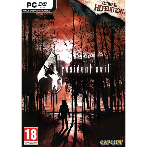 Resident Evil 4 HD Remastered PC Game