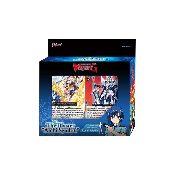 Cardfight Vanguard TCG: The Blaster