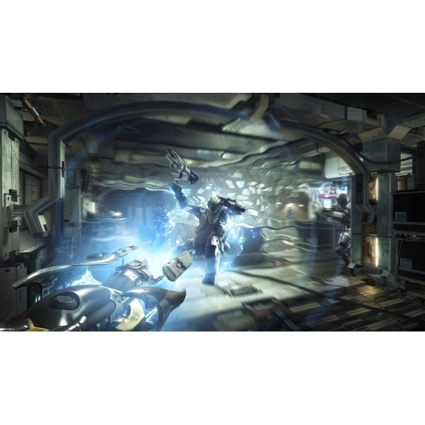Deus Ex Mankind Divided Day One Edition PS4 Game - Image 7