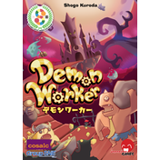 Demon Worker Board Game