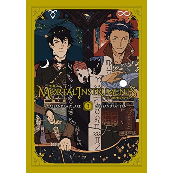 The Mortal Instruments Graphic Novel, Vol. 3 (Mortal Instruments: The Graphic Novel)