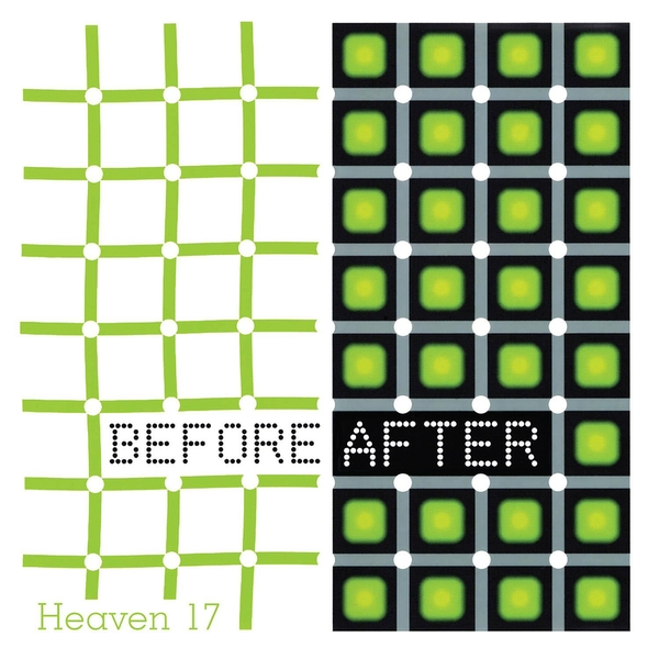 Heaven 17 - Before After Clear Vinyl