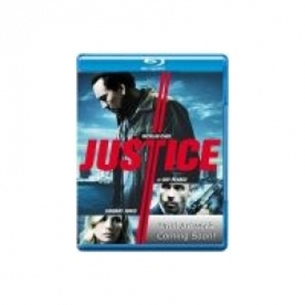 Justice Blu-ray