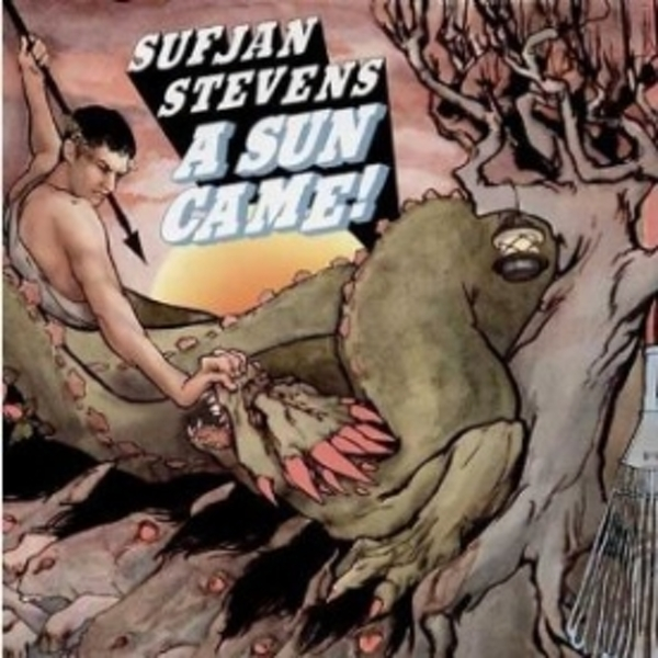 Sufjan Stevens - A Sun Came Reissue CD