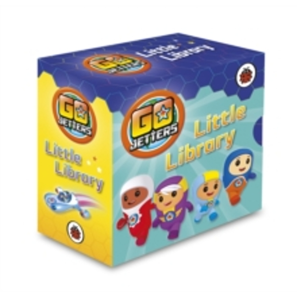 Go Jetters: Little Library