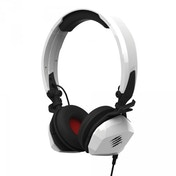 Mad Catz Game Smart F.R.E.Q. M Wired Mobile Stereo Headset (White)