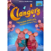The Clangers - The Flying Froglets DVD
