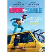 Eddie The Eagle DVD