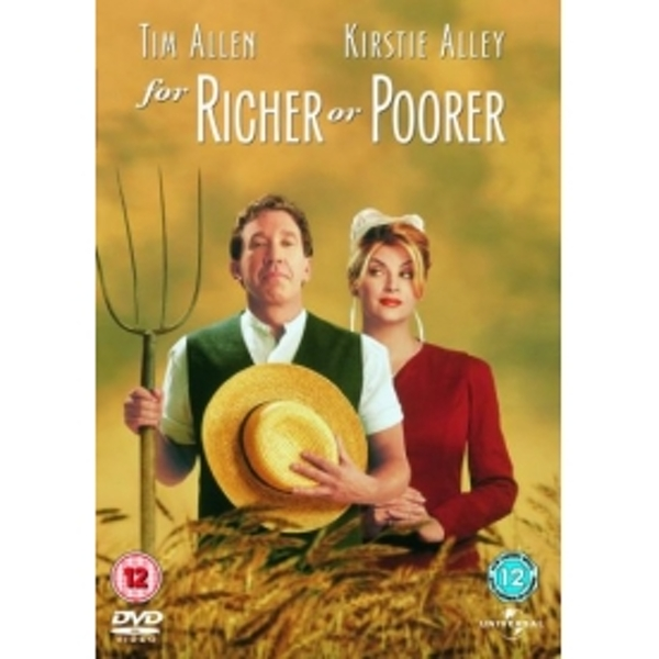 For Richer Or Poorer DVD
