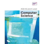 AQA AS and A Level Computer Science by P. M. Heathcote, R. S. U. Heathcote (Paperback, 2016)