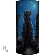 Wish Upon A Star Cat Lamp UK Plug