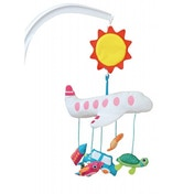 Little Helper Oops Baby Musical Cot Mobile with Soothing Lullabies
