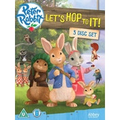 Peter Rabbit: Lets Hop To It! DVD