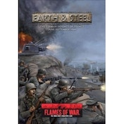FW107 Flames Of War Earth and Steel Book