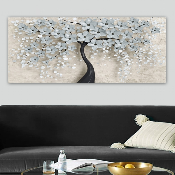 YTY1392043274_50120 Multicolor Decorative Canvas Painting