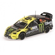 Minichamps 1:43 2009 Ford Focus WRC Rossi/Cassina - Monza Rally