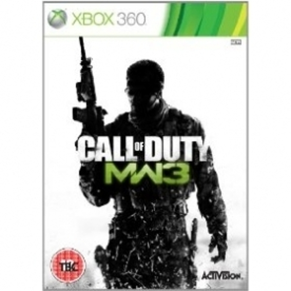 Pre-owned Call Of Duty 8 Modern Warfare 3 Game Xbox 360