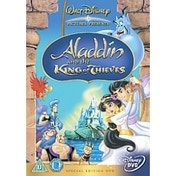 Aladdin King Of Thieves 2004 DVD