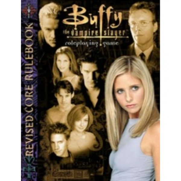 Buffy the Vampire Slayer Revised Core Rulebook