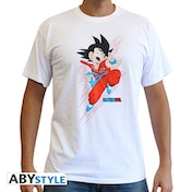 Dragon Ball - Db/ Goku Young Men's X-Large T-Shirt - White
