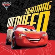 Cars 3 - Lightning McQueen Canvas