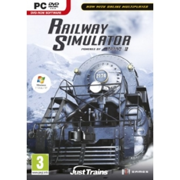 Railway Simulator Game PC