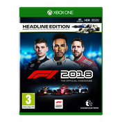 F1 2018 Headline Edition Xbox One Game