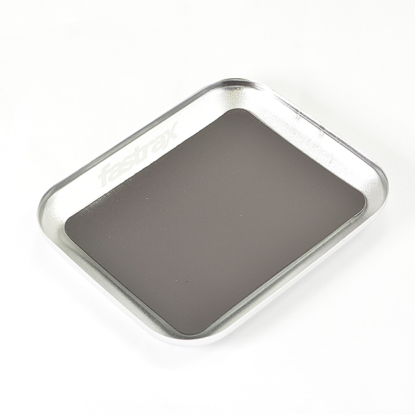 Fastrax Magnetic Screw Tray Silver