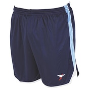 Precision Roma Shorts Junior Navy/Sky/White - S Junior 22-24""