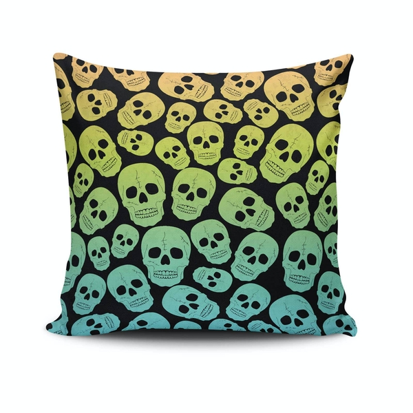 NKLF-199 Multicolor Cushion Cover