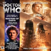 Masters of Earth by Mark Wright, Cavan Scott (CD-Audio, 2014)