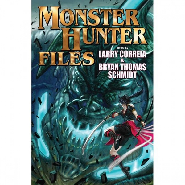 Monster Hunter Files  Book 7 Hardcover