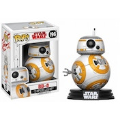 BB-8 (Star Wars Episode 8 The last Jedi) Funko Pop! Bobble Vinyl Figure